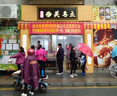 早餐加盟店的市场调查研究与方法